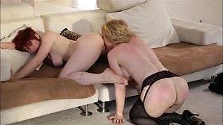 Tombois - Nina Hartley & Lily Cade
