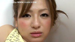 Exotic Japanese whore Yukina Momose in Horny JAV uncensored Blowjob clip
