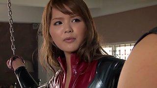 Fabulous Japanese model in Incredible Fetish, Toys JAV scene