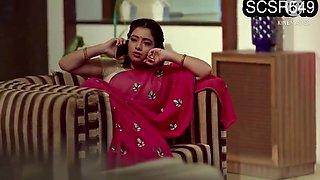 Super Hot Desi Bhabhi Fucked In Office