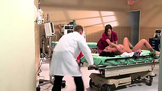 Brazzers - Doctor Adventures -  The Flatline