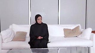 Arab - Hijab Babe Gets Fucked!