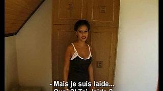 Beautiful Indian Hotel Maid