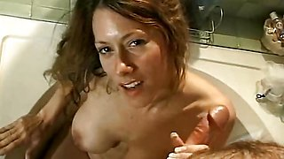 Kinky Handjob For When You Are Bored from Horny Busty MILF