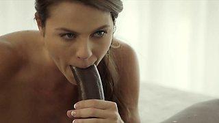 Hot Naughty Sister Takes a BBC