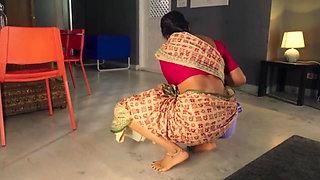 Hungry desi bhabhi