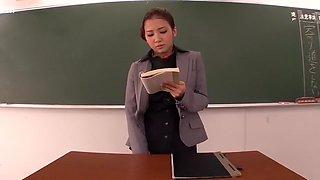 Crazy Japanese girl in Horny Blowjob, Handjobs JAV video