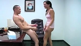 Boner riding together with blowjob by heavenly darling
