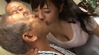Incredible Japanese model Azusa Nagasawa in Amazing Handjobs, Blowjob/Fera JAV video
