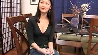 Her First Anal China Girl