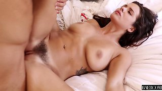 Delectably thick sexy beauty Keisha Grey just loves to have sex a lot