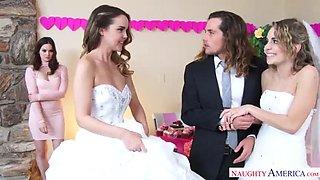 Dh &amp kg screw the wedding