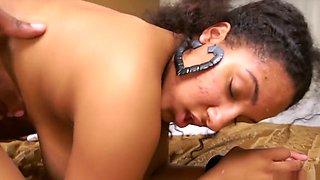 Amazing pornstar in exotic black and ebony, big ass sex movie