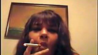 Smoking milf fucking