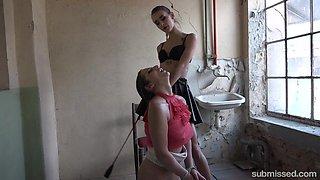 Chanel Preston in Lesbian Pussy Domination - KINK