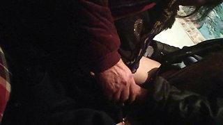 grandpa fucks prostitute
