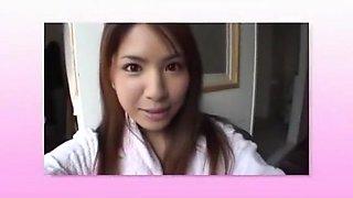 Hottest Japanese slut Sakura Nanami in Horny BDSM, Handjobs JAV clip