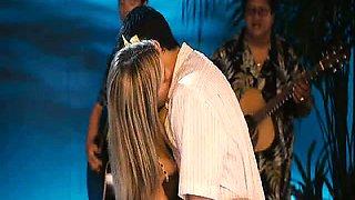 Jennifer Aniston and Nicole Kidman both in hot bikini top