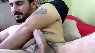 a turkish expose his nice tool