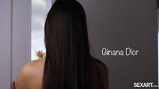 Innocent Seduction - Gianna Dior & Michael Vegas - SexArt