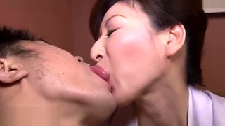 Hitomi Ohashi :: Getting Up For Deal 2 - CARIBBEANCOM