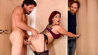 Tory Lane & Tommy Gunn in Reverse Psychology - Brazzers