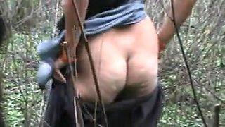 desi aunty washing big ass