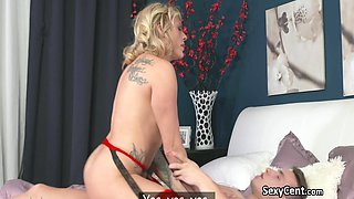 Lucky dude fucking the best friends mom