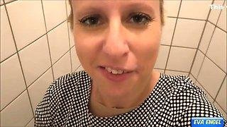 Eva Engel - Public Flashing Leads To Best Orgasm Ever!!!