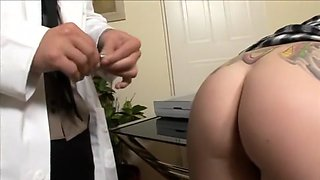 ONEMAN - This doctor cures all his patient with his cock
