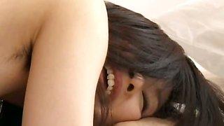 Deep anal korean sex with censorship