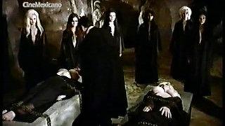 erotic horror classic sex and the vampire santo vs vampiras