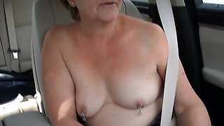 Small tits exposed