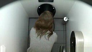 Restaurant Toilet Caught