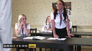 Brazzers - Big Tits at School - Liza Del Sierra Danny D - Professors Got the Moves