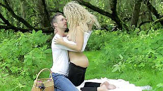 For this passionate blonde mom one of her favorite erotic