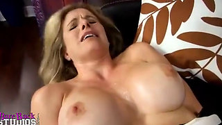 Stepson Luc Drugs and Fucks His Stepmom Cory Chase