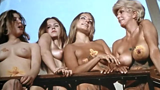 Prison Girls Full Vintage Movie