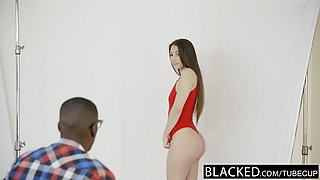 BLACKED Alexis Rodriguez Teen With Perfect Ass Loves BBC
