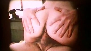 Amazing double penetration classic video with Ashley Moore and Eric Edwards