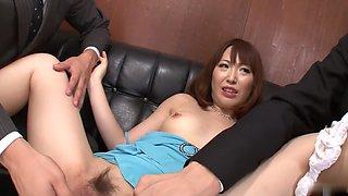 Crazy Japanese chick Nonoka Kaede in Amazing JAV uncensored Blowjob movie
