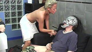 Sophia Gently and her kinky friends adore hardcore group fuck