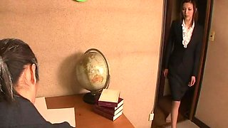 Mai Hanano Uncensored Hardcore Video with Swallow, Dildos/Toys scenes