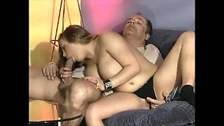 young german chubby get pounded by old man