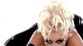 Christina Aguilera XXX Music Video