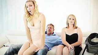 FamilyStrokes- Don't Tell Mom I fucked My Step-Dad