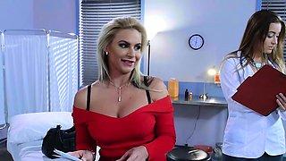 Brazzers - Hot And Mean - Dani Daniels Phoeni