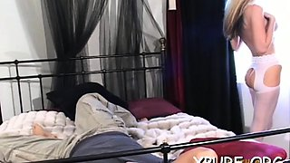 Thraldom action with some sexy and rough female domination