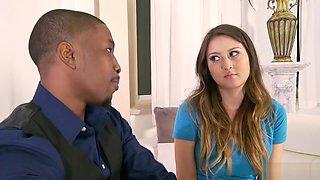 black couples and the virgin babysitter scene 4