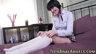 Tasted teenager analized